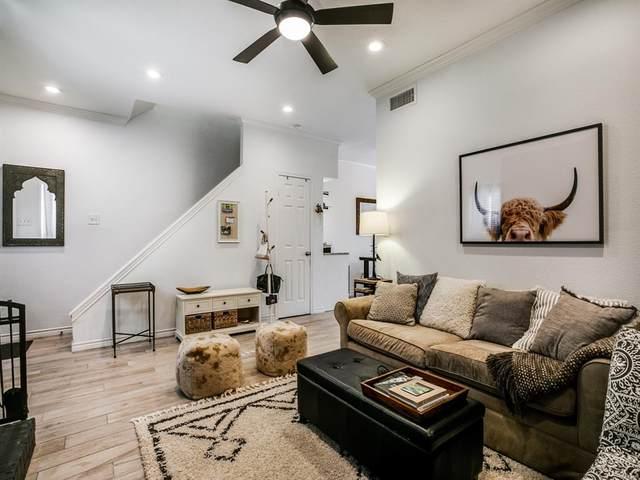 5740 Richmond Avenue #105, Dallas, TX 75206 (MLS #14379568) :: Trinity Premier Properties