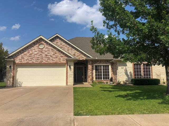 811 Bent Wood Lane, Cleburne, TX 76033 (MLS #14379569) :: The Rhodes Team