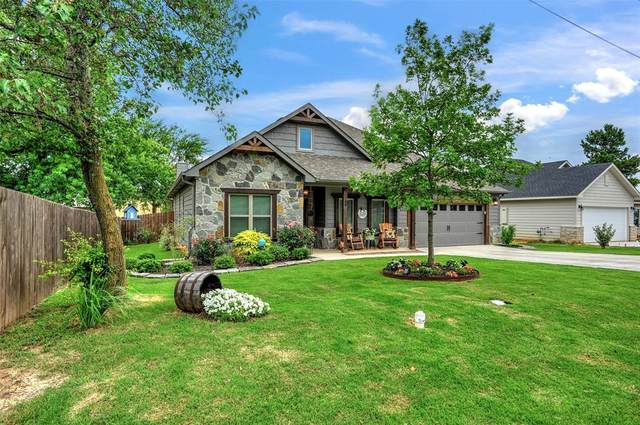 110 Fink Lane, Pottsboro, TX 75076 (MLS #14379575) :: Real Estate By Design