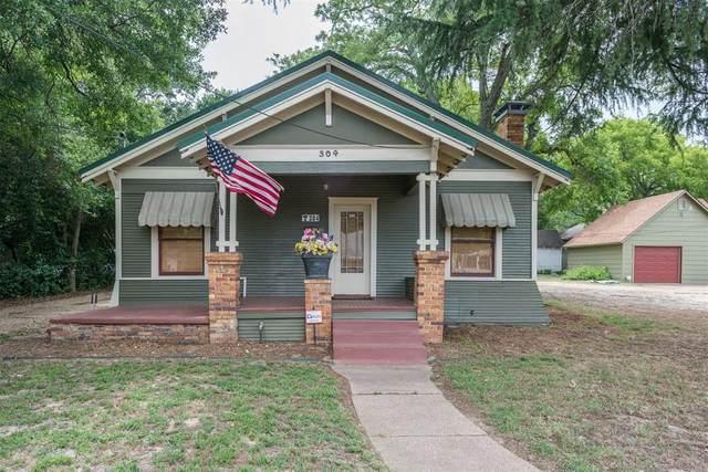 304 S Prairieville Street, Athens, TX 75751 (MLS #14379578) :: The Good Home Team