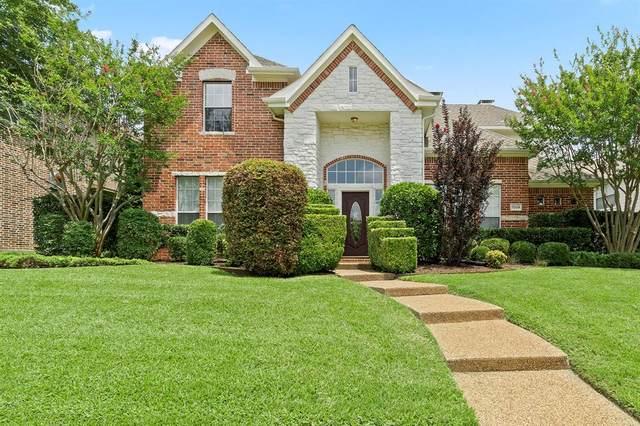 7004 Gerrards Cross, Plano, TX 75025 (MLS #14379585) :: Trinity Premier Properties