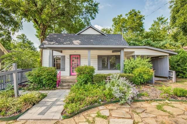 136 Hill Street, Keller, TX 76248 (MLS #14379587) :: Justin Bassett Realty