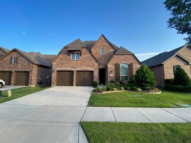 848 Sandbox, Little Elm, TX 76227 (MLS #14379596) :: The Mitchell Group