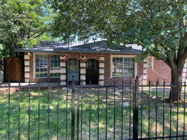 3459 Knox Street, Fort Worth, TX 76119 (MLS #14379603) :: Baldree Home Team