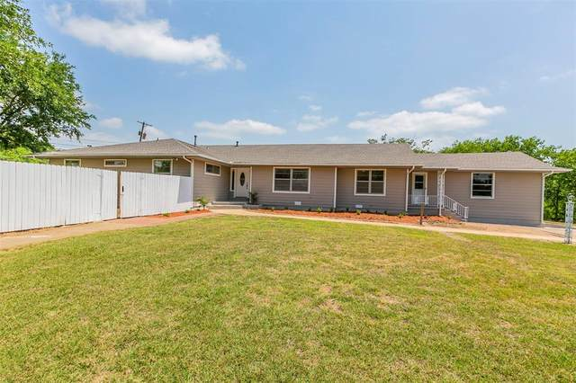 1306 Carr Street, Hillsboro, TX 76645 (MLS #14379625) :: The Kimberly Davis Group