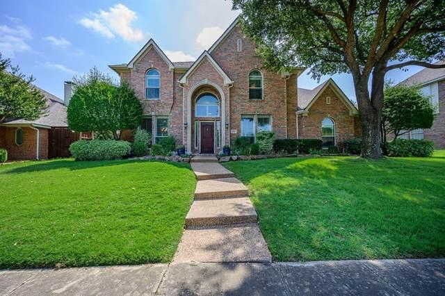 2816 Oates Drive, Plano, TX 75093 (MLS #14379626) :: Justin Bassett Realty