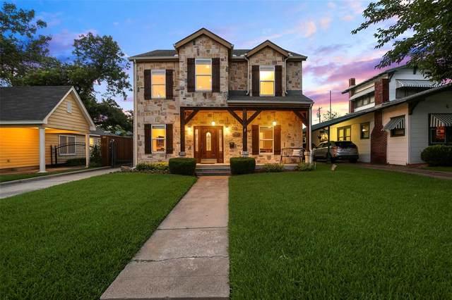 6331 Lakeshore Drive, Dallas, TX 75214 (MLS #14379628) :: All Cities USA Realty
