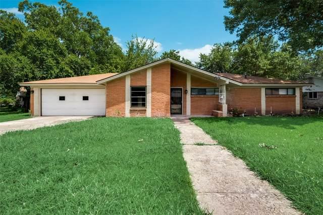 2125 Goerte Drive, Grand Prairie, TX 75051 (MLS #14379630) :: The Chad Smith Team