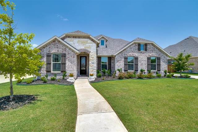 181 Lamond Court, Prosper, TX 75078 (MLS #14379639) :: The Kimberly Davis Group