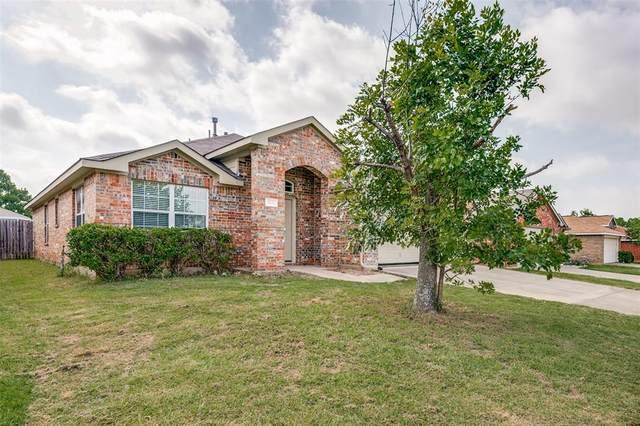 3621 Renzel Boulevard, Fort Worth, TX 76116 (MLS #14379668) :: Team Hodnett