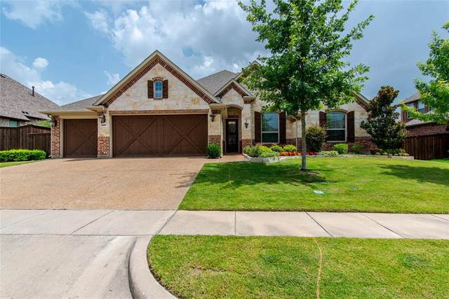 1407 Corrara Drive, McLendon Chisholm, TX 75032 (MLS #14379679) :: The Heyl Group at Keller Williams