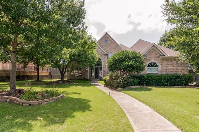 1304 Woodborough Lane, Keller, TX 76248 (MLS #14379692) :: The Hornburg Real Estate Group