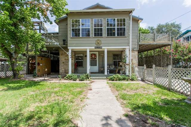 308 Mission Street, Glen Rose, TX 76043 (MLS #14379693) :: The Heyl Group at Keller Williams