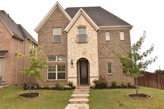 3715 Crosby Street, Irving, TX 75038 (MLS #14379694) :: NewHomePrograms.com LLC