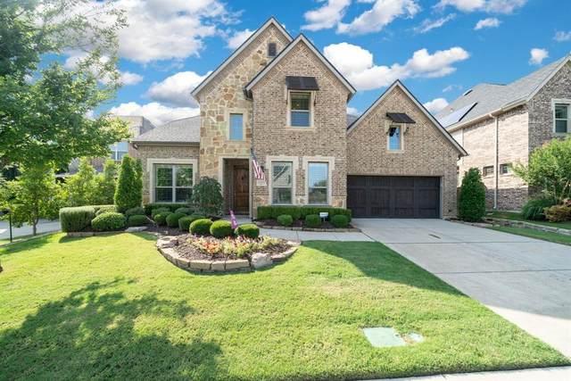 2040 Grassland Drive, Allen, TX 75013 (MLS #14379725) :: The Kimberly Davis Group