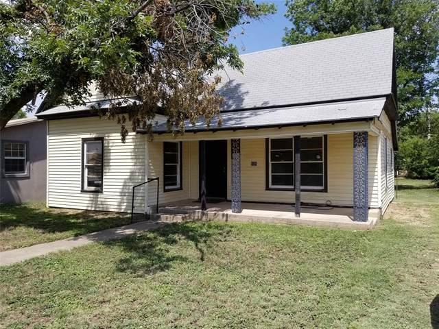 525 Race Street, Baird, TX 79504 (MLS #14379731) :: The Heyl Group at Keller Williams