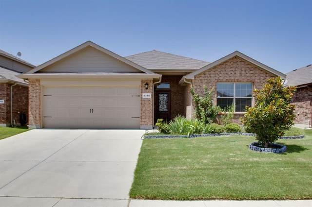 6340 Leaping Fawn Drive, Fort Worth, TX 76179 (MLS #14379750) :: Tenesha Lusk Realty Group