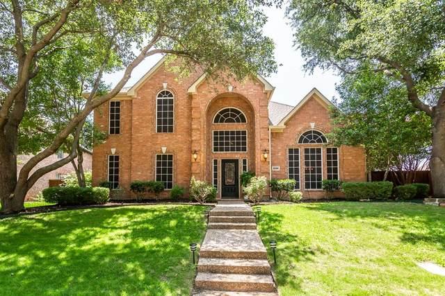 1135 Hampton Drive, Allen, TX 75013 (MLS #14379752) :: The Mauelshagen Group