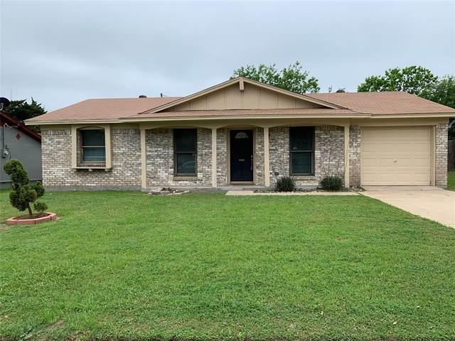 316 Hastings Drive, Cedar Hill, TX 75104 (MLS #14379754) :: The Kimberly Davis Group