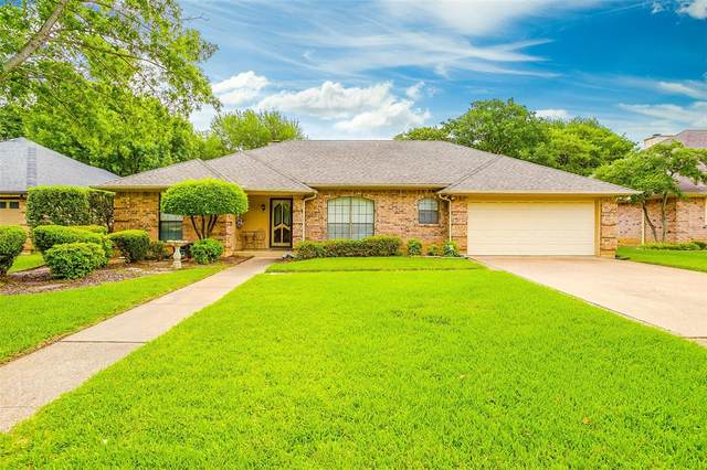 7916 Hunter Lane, North Richland Hills, TX 76182 (MLS #14379756) :: Trinity Premier Properties