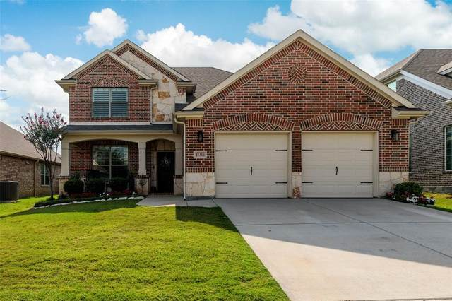 15316 Ringneck Street, Fort Worth, TX 76262 (MLS #14379765) :: The Mitchell Group
