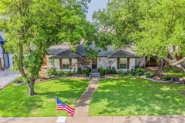 407 Ridgeview Drive, Richardson, TX 75080 (MLS #14379767) :: The Good Home Team
