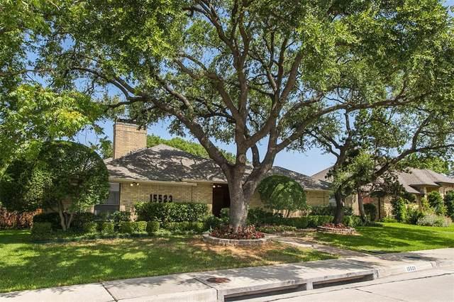 15523 Trails End Drive, Dallas, TX 75248 (MLS #14379768) :: Justin Bassett Realty