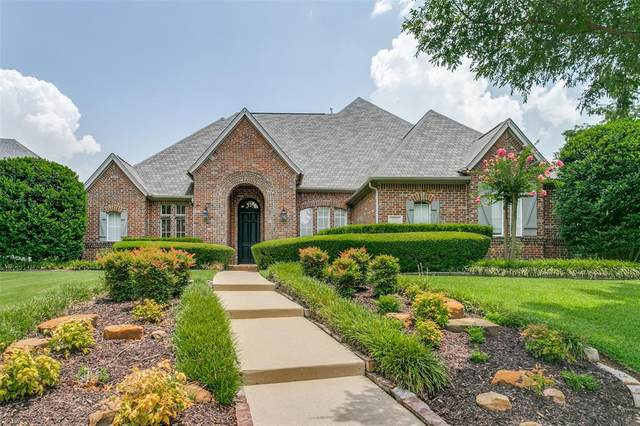 1005 Lake Forest Drive, Southlake, TX 76092 (MLS #14379770) :: Century 21 Judge Fite Company