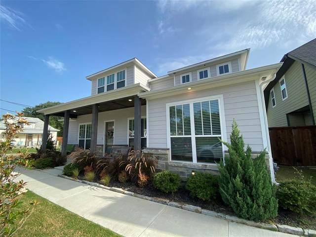 216 Alvarado Street, Mansfield, TX 76063 (MLS #14379773) :: All Cities USA Realty