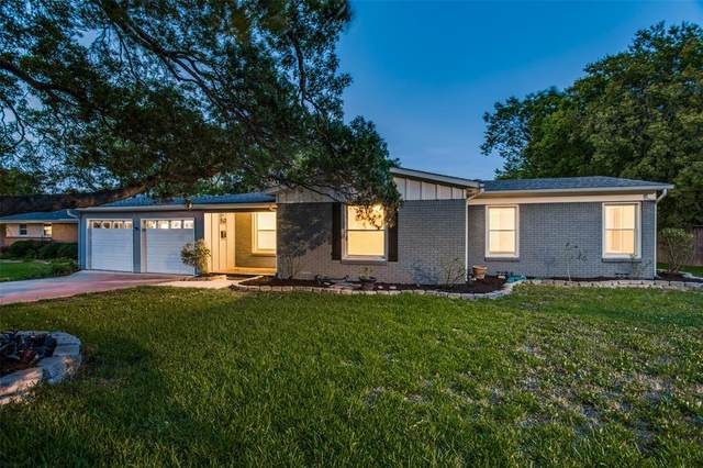 4101 Piedmont Road, Fort Worth, TX 76116 (MLS #14379778) :: Tenesha Lusk Realty Group