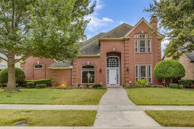 3312 Caleo Court, Plano, TX 75025 (MLS #14379784) :: Trinity Premier Properties
