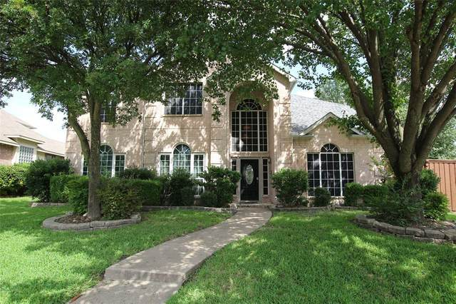 2214 Harborview Boulevard, Rowlett, TX 75088 (MLS #14379791) :: Real Estate By Design