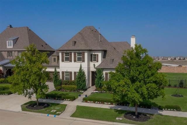 13195 Terlingua Creek Drive, Frisco, TX 75033 (MLS #14379800) :: The Rhodes Team