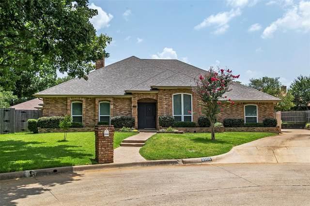 2506 Chad Drive, Arlington, TX 76017 (MLS #14379811) :: The Good Home Team