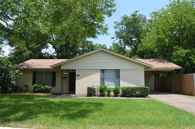 912 Sycamore Street, Commerce, TX 75428 (MLS #14379834) :: The Kimberly Davis Group