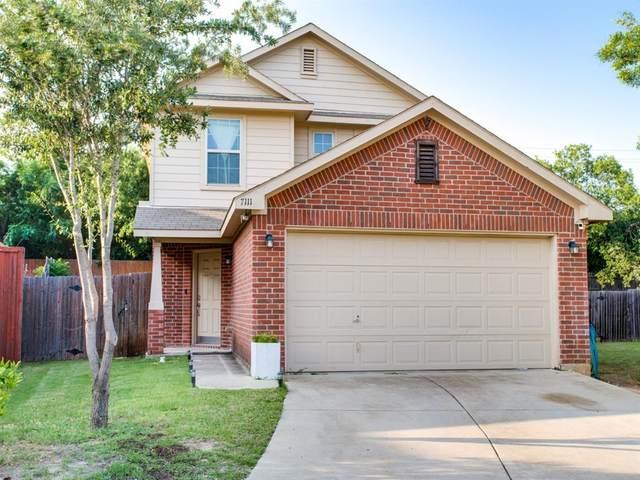7111 Forest Vista Court, Dallas, TX 75249 (MLS #14379837) :: Robbins Real Estate Group