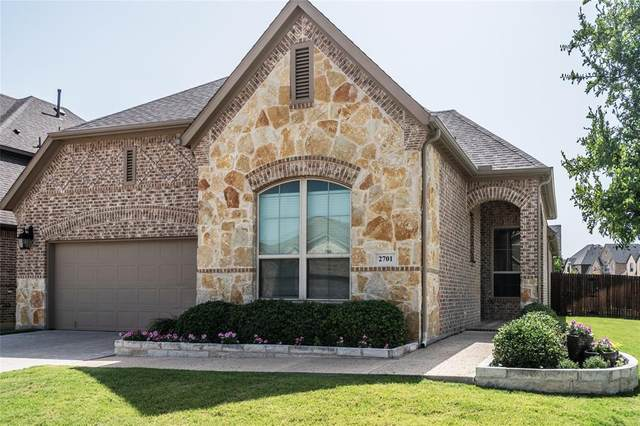 2701 E Point Vista Drive, Lewisville, TX 75067 (MLS #14379845) :: Trinity Premier Properties