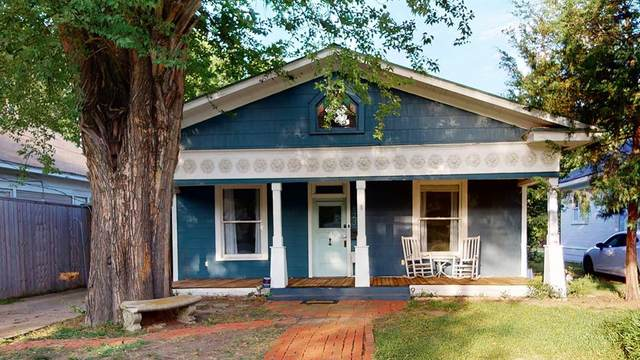 823 S Church Street, Paris, TX 75460 (MLS #14379846) :: The Kimberly Davis Group