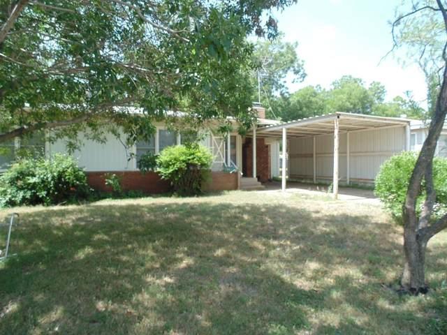 713 W 5th Street, Coleman, TX 76834 (MLS #14379853) :: Robbins Real Estate Group