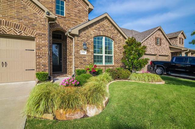 978 Canterbury Lane, Forney, TX 75126 (MLS #14379871) :: RE/MAX Landmark