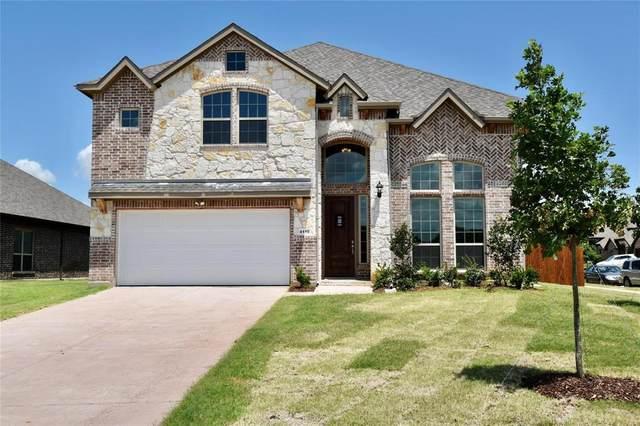 4110 Magnolia Ridge Drive, Melissa, TX 75454 (MLS #14379872) :: The Heyl Group at Keller Williams