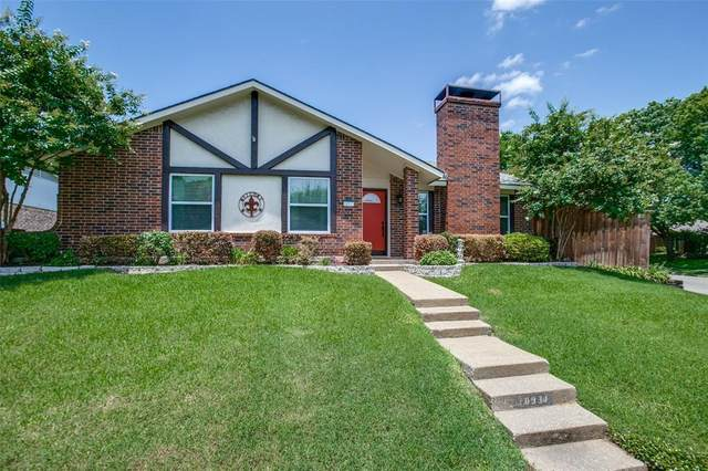 10931 Listi Drive, Dallas, TX 75238 (MLS #14379881) :: Baldree Home Team