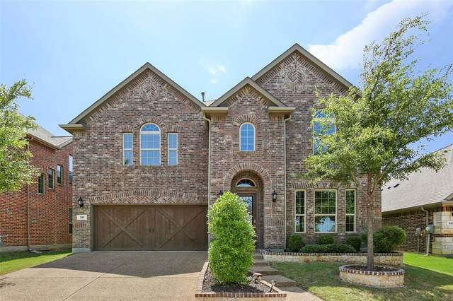 321 River Birch Road, Euless, TX 76039 (MLS #14379897) :: The Kimberly Davis Group