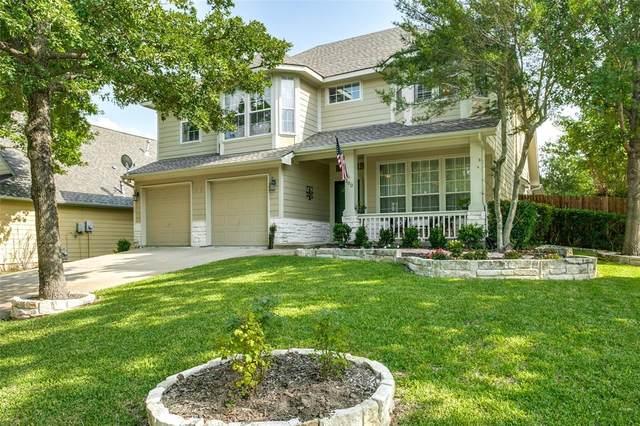 300 Silver Oak Drive, Grapevine, TX 76051 (MLS #14379899) :: The Rhodes Team