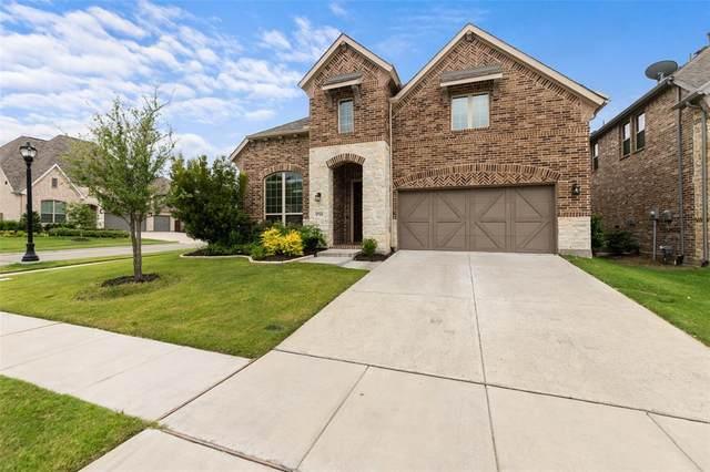 8709 Brunswick Lane, Mckinney, TX 75072 (MLS #14379901) :: The Kimberly Davis Group