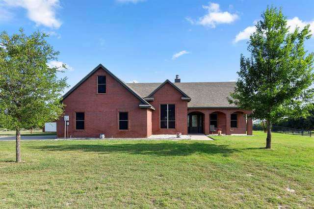 1585 Country Place Road, Weatherford, TX 76087 (MLS #14379902) :: Baldree Home Team