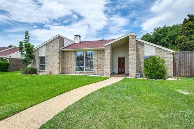 2125 Trellis Lane, Plano, TX 75075 (MLS #14379917) :: The Good Home Team