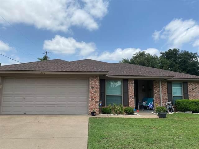 210 Boardwalk Street, Midlothian, TX 76065 (MLS #14379937) :: The Hornburg Real Estate Group