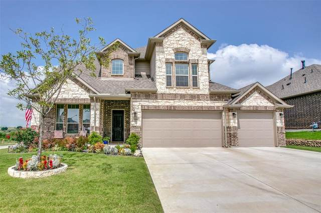 12201 Yarmouth Lane, Fort Worth, TX 76108 (MLS #14379950) :: The Heyl Group at Keller Williams