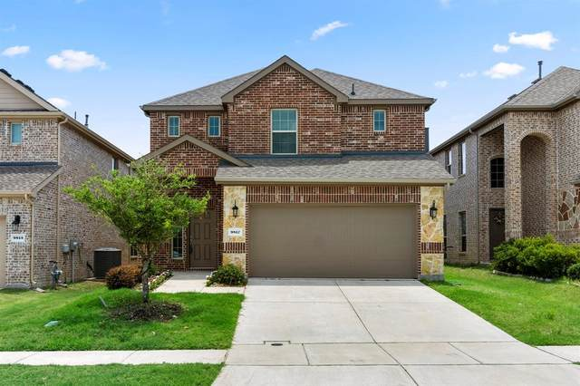 9817 Moccasin Creek Lane, Mckinney, TX 75071 (MLS #14379954) :: The Good Home Team